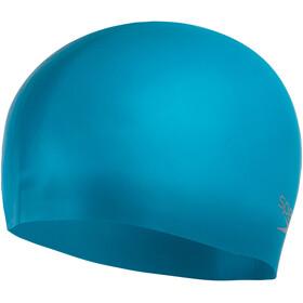 speedo Moulded Bonnet de bain en silicone, nordic teal